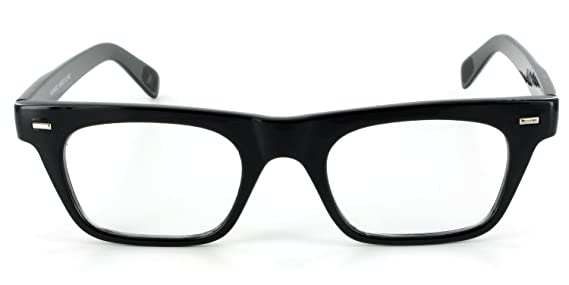13ec74ff63 Amazon.com  Wayfarer Clear Fashion Glasses for Youthful