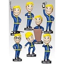 Fallout 4 / Vault Boy bobblehead 111 Series 2: seven set