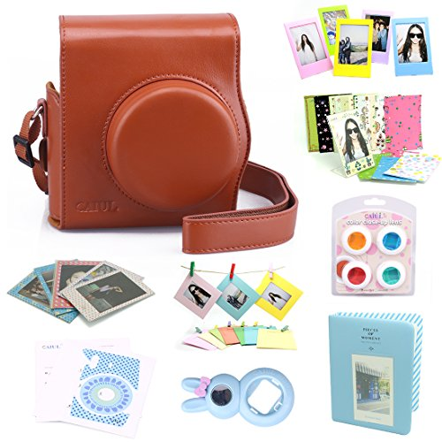 9 in 1 Instant Film Camera Album Bundles Kit for Fujifilm Instax Mini 8 - 9