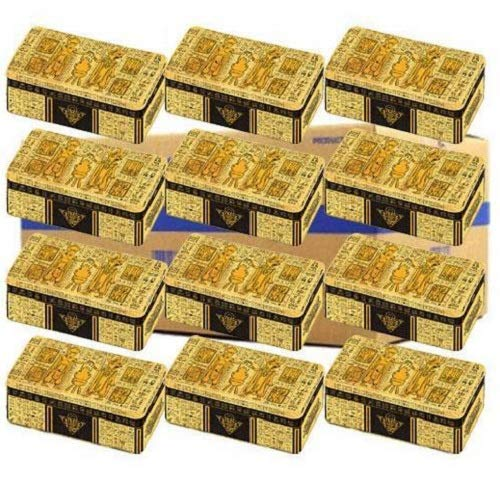 Yugioh 2020 Tins Tablet of Lost Memories Mega Booster Packs CASE of 12 TINS