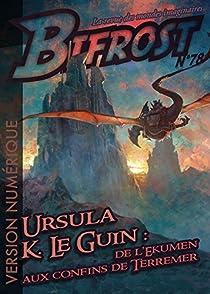 Bifrost, n°78: Spécial Ursula Le Guin par Bifrost