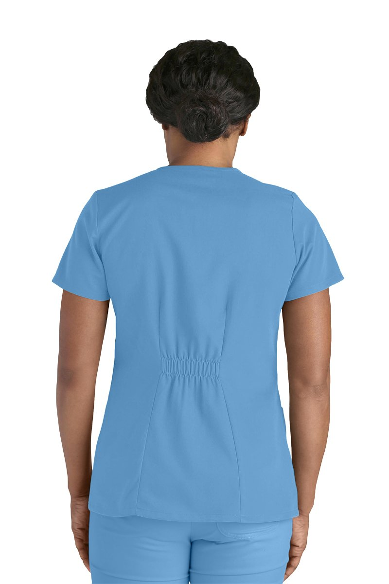 Grey's Anatomy Womens Scrubs, Ciel, Large by Barco (Image #2)