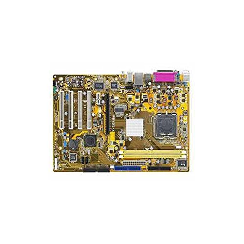 Asus P5VD2-X Motherboard Socket 775 Core2 Duo VIA PT890 Chipset, 1066/800/533 MHz FSB,2 DDR2 DIMMs, On-board Audio and Gigabit LAN, 1 PCI-E X16, 1 PCI-E X1, 4 PCI, ATX Form (Asus 775 Motherboard)