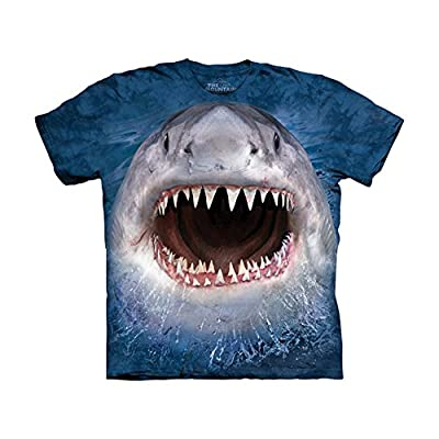 Wicked Open Mouth Shark T-Shirt (Kids)