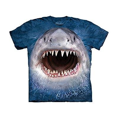 Wicked Open Mouth Shark T-Shirt (Kids)