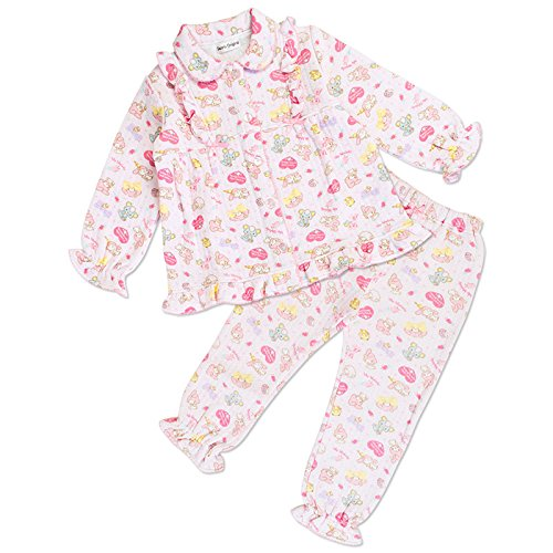 Sanrio My Melody Kids quilted pajamas 100cm From Japan New