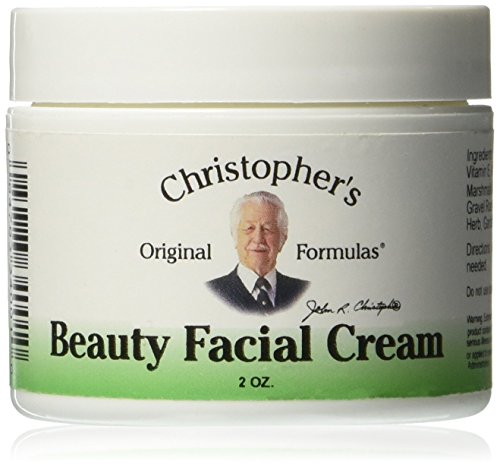 Dr Christophers Dr christopher's beauty facial cream - 2 oz (pack of 3)