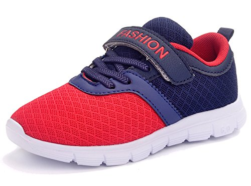 Pictures of DADAWEN Boys & Girls Lightweight Sneakers Breathable Athletic 1