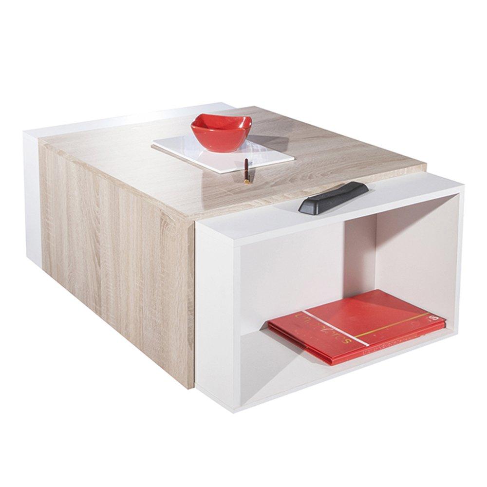 Table Basse Qui S Ouvre Free Tables Basses Qui Font Salon