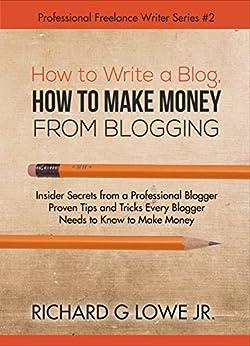 making money writing a blog