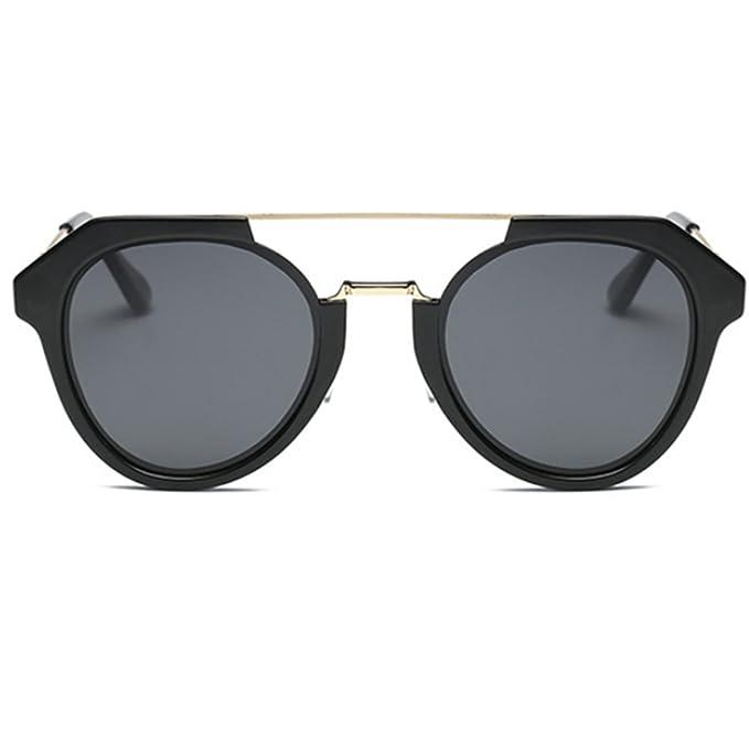 XGLASSMAKER Gafas De Sol Polarizadas Damas Brillantes Hombres Y Mujeres Con Las Mismas Gafas De Sol, A-No Polarizado: Amazon.es: Ropa y accesorios