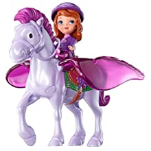 Disney Sofia The First and Minimus