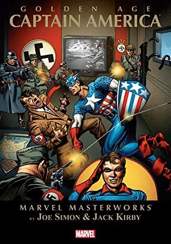 Captain America Golden Age Masterworks Vol. 1 (Captain America Comics (1941-1950))