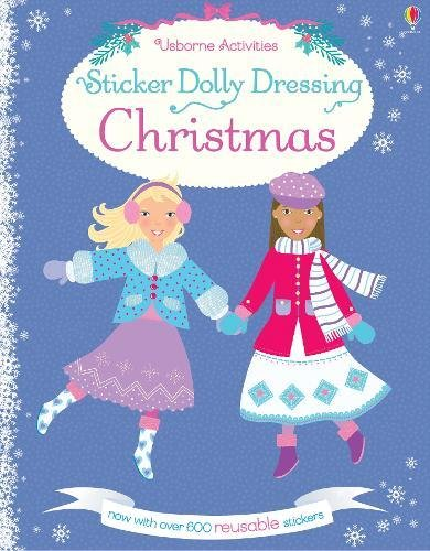 Sticker Dolly Dressing: Christmas ()