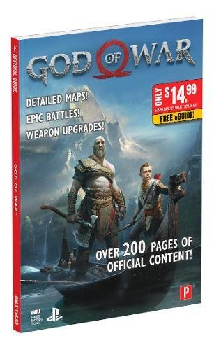 God of War: Prima Official Guide