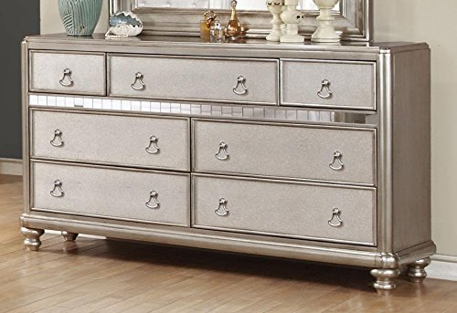 Coaster Home Furnishings 204183 Bling Game Collection Dresser by Coaster Home Furnishings