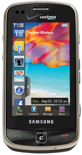 Samsung Rogue SCH-U960 Phone, Black (Verizon Wireless)