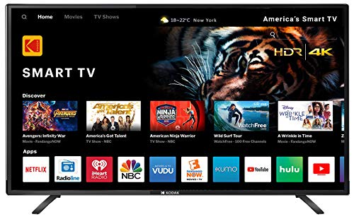 Kodak Ultra HD Smart IPS LED TV 43UHDXSMART