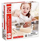 Hape Chef's Choice Cooking Kit Kid's Wooden Play