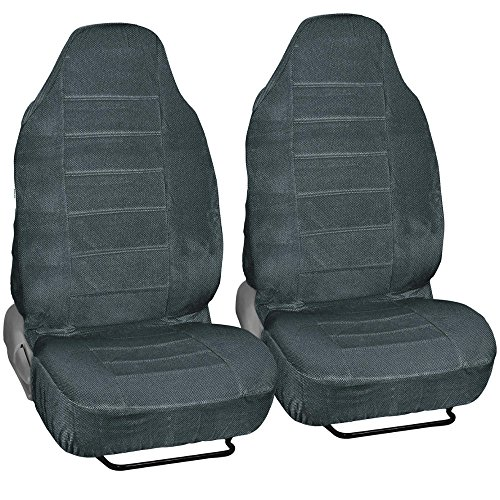 2 piece bucket seat cover - 7