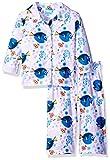 Disney Girls' Finding Dory 2-Piece Pajama Coat Set, White, 18 Months