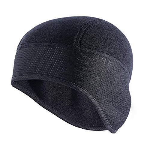Omenex Helmet Liner Cycling Windproof Warm Sport Cap Moisture Wicking Skull Cap (Windproof) ()