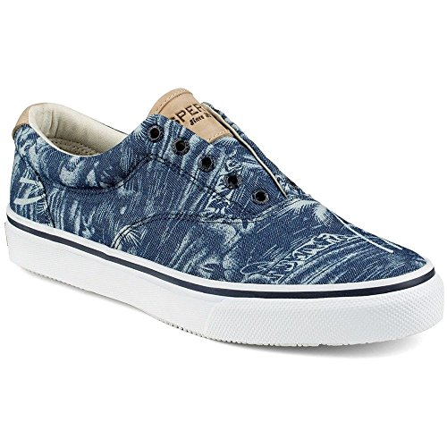 Sperry Top Sider occasioni SPERRY TOP SIDER STRIPER LL CHAMBRAY STS133728SS16 Jeans 8,5 (ITA 41,5)