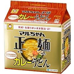 マルちゃん 正麺カレーうどん