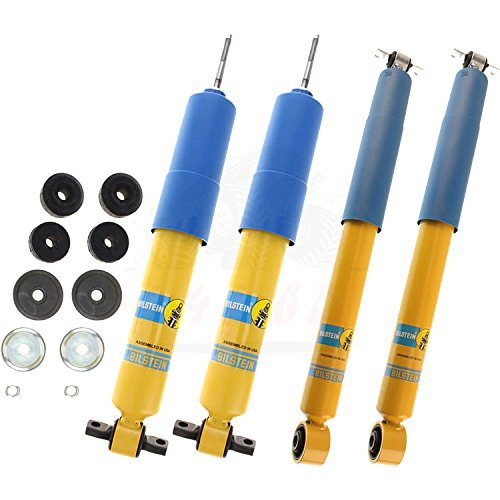 Bilstein 24-221948 4600 Series Shock Absorber 4600 Series Shock Absorber 46 Millimeter