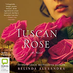 Tuscan Rose Hörbuch