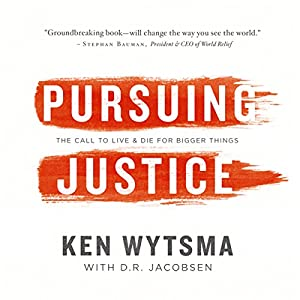 Pursuing Justice Audiobook