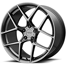 American Racing AR924 Crossfire 20x9 5x115 +20mm Graphite Wheel Rim