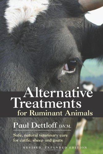 (Alternative Treatments for Ruminant Animals )