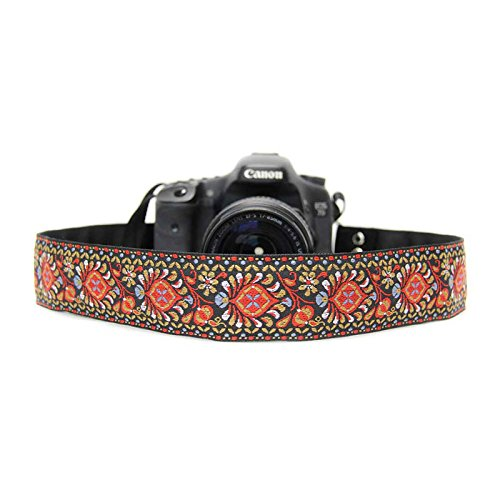 "Capturing Couture SLR20-HARM 2"" Camera Strap, Harmony"