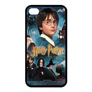 diy zhengCustom Harry Potter Back case for iphone4, JN-320