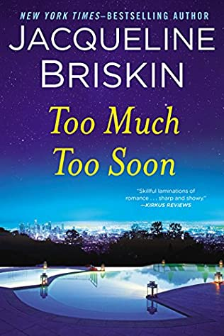 book cover of Too Much Too Soon