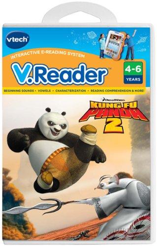 VTech - V.Reader Software - Kung Fu Panda 2 (Kung Fu Panda 2 Story Of Po)