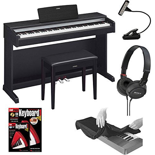 Yamaha Traditional Headphones FastTrack Keyboard