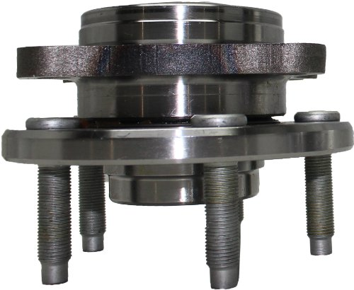 - Brand New Front Wheel Hub and Bearing Assembly for Five Hundred, Freestyle, Montego, Taurus 5 Lug W/ABS 513223