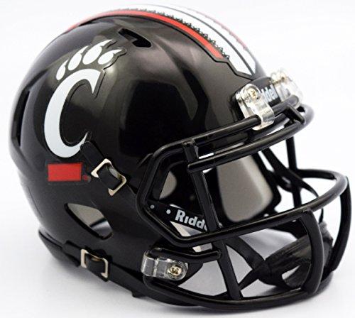 - Cincinnati Bearcats Riddell Speed Mini Football Helmet