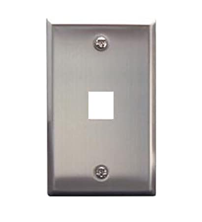 Stainless Steel 1port Face Qualified Ic107sf1ss