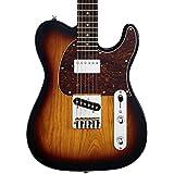 G&L Tribute Series ASAT Classic Bluesboy Electric Guitar (3-Tone Sunburst)