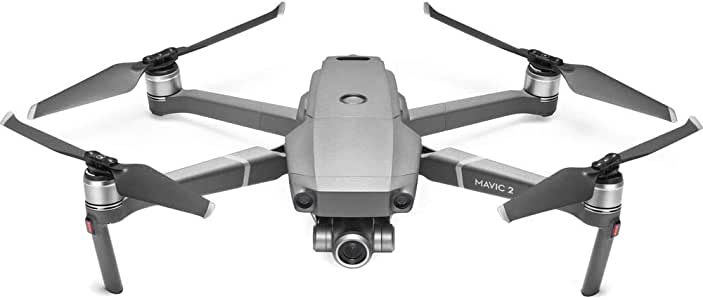 DJI Mavic 2 Drone Quadcopter (Mavic 2 Zoom Single Unit)