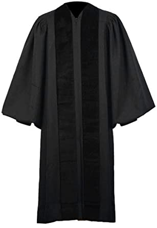 Black Clergy Robes Imagenesmy