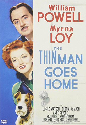 The Thin Man Goes Home - Bedroom Spanish Hills Collection