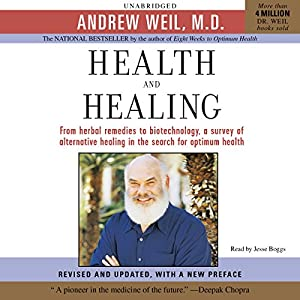 Health and Healing Audiobook