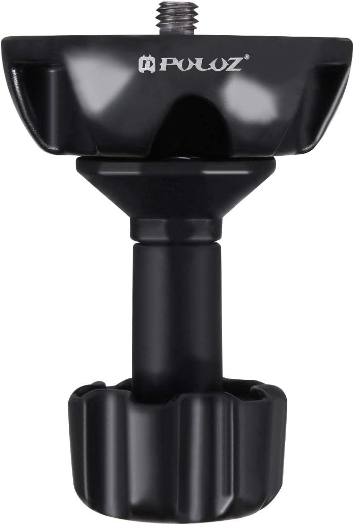 Metal Material MDYHMC AYSMG 75mm Half Ball Flat to Bowl Adapter for Fluid Head Tripod DSLR Rig Camera