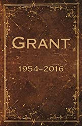 Image of the product Grant: 1954 2016 that is listed on the catalogue brand of .