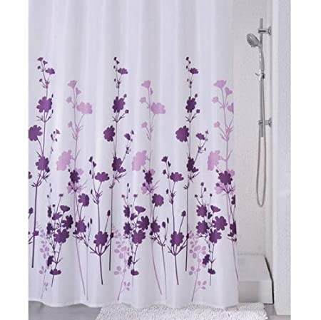 Beautiful Purple Shower Curtain Uk Gallery - Shower Room Ideas ...