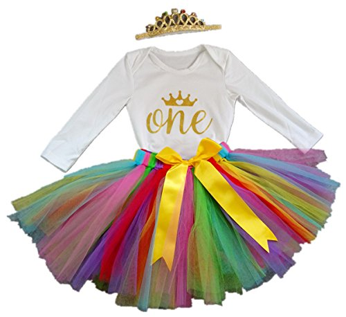 baby 1st party dress - 2